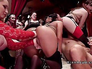 Bdsm party - best orgy, bondage, fisting, cocksucking