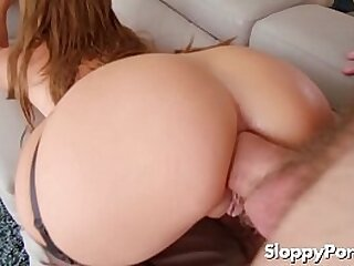 Hardcore doggy anal