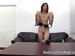 Slave Christy c. Herself To Anal Orgasm