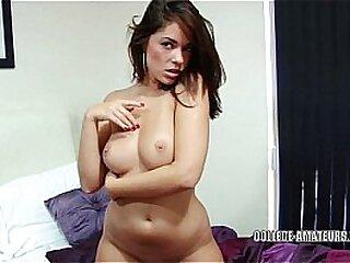 British hottie Ava Dalush fucks her toy