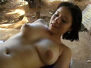 Latin Teen Gina And Big Black Cock