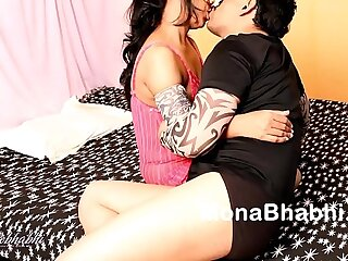 Indian b. doll bhabhi desperately sucking her lovers sock and swallow cumshot